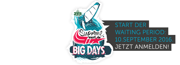Supreme Surf Big Days